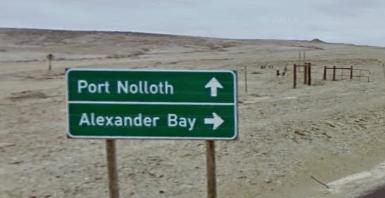 Alexander Bay