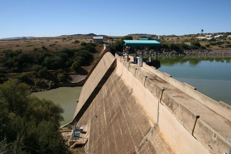 Rustfontein Dam